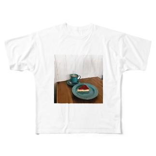 tarte Full graphic T-shirts