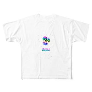 くそバオバオ Full graphic T-shirts