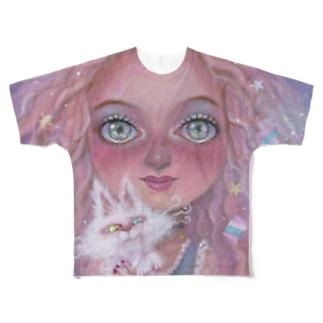31日の夢 Full graphic T-shirts