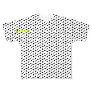 NuOvO BASIC Full graphic T-shirts