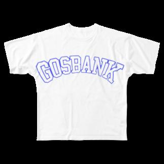 bimishinboのご酢2 Full graphic T-shirts