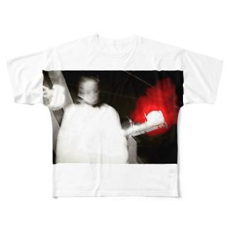 エキセントリック Full graphic T-shirts