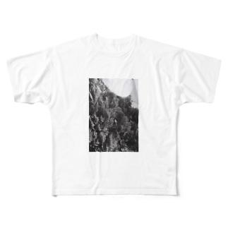 アニミズム Full graphic T-shirts