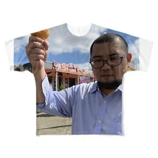 リバT Full graphic T-shirts