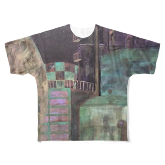mystery Full graphic T-shirts
