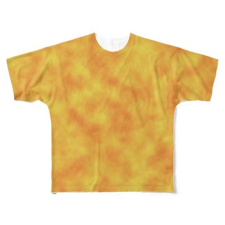 safflower Full graphic T-shirts