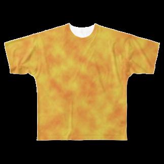 Japan-Joyful-Journeyの#34 「safflower」~桶川市~ Full graphic T-shirts
