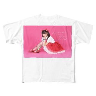 あかさ Full graphic T-shirts