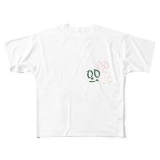 めいる Full graphic T-shirts