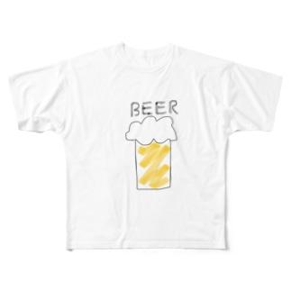 びあー Full graphic T-shirts