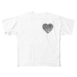 Logo Full graphic T-shirts
