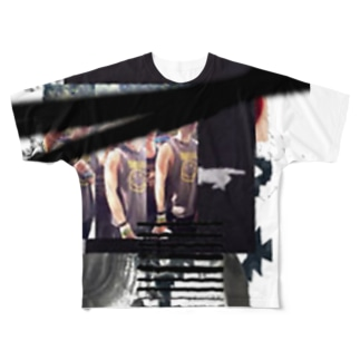 extreme-T Full graphic T-shirts