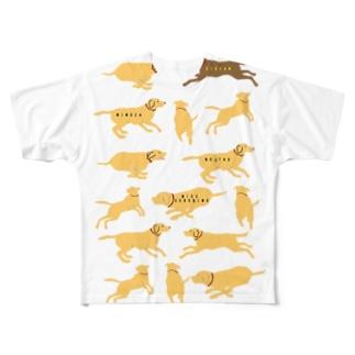 チームステファン バージョン Full graphic T-shirts