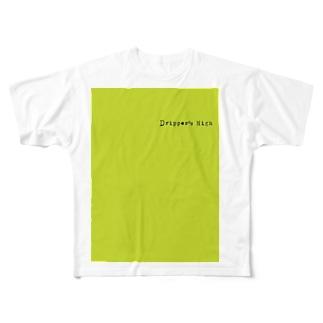 Dripper's High Full graphic T-shirts