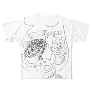 マタニTシャツ Full graphic T-shirts