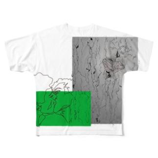 KISS Full graphic T-shirts