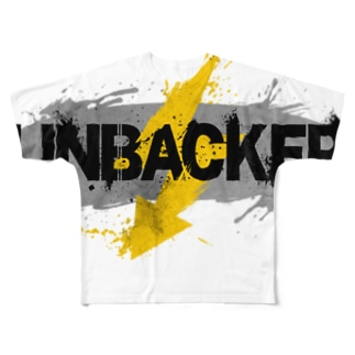 LINEBACKER Wallart Full graphic T-shirts