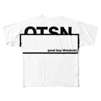 OTSN football wear Full graphic T-shirts