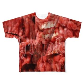 chubbyyyyyyy Full graphic T-shirts
