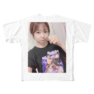 俺の名を言ってみろ Full graphic T-shirts