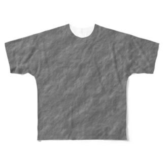 #64 「岩畳」~長瀞町~ Full graphic T-shirts