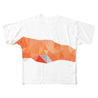 carrot Full graphic T-shirts
