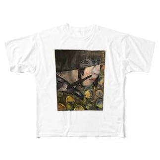 ヴァニタスの味 Full graphic T-shirts