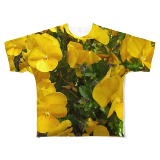 Dreamscapeの輝いているあなたへ・・・ Full graphic T-shirts