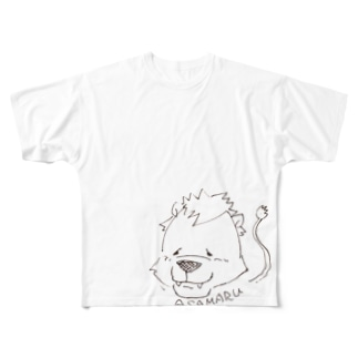 アサマル君 Full graphic T-shirts