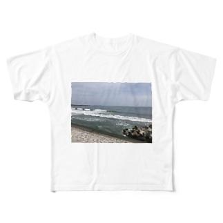 SEA Full graphic T-shirts