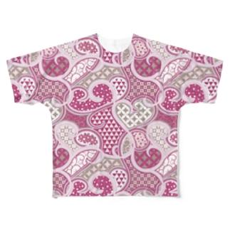 No.012 Full graphic T-shirts