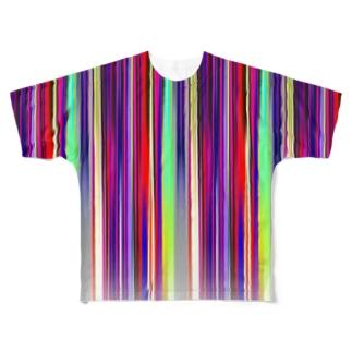 Shangri-La Full graphic T-shirts