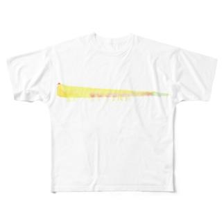 小学生の集合体 Full graphic T-shirts