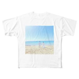 HAWAII Full graphic T-shirts