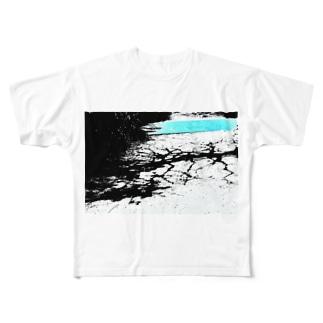 DIM HOPE Full graphic T-shirts