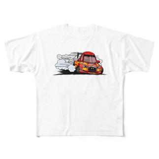 DRIFT_Q60 Full graphic T-shirts