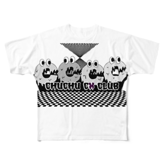 CCCC2TONE Full graphic T-shirts