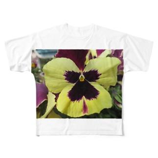 このままで元気いっぱい!! Full graphic T-shirts