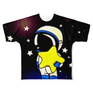 ★星を継ぐもの★ Full graphic T-shirts