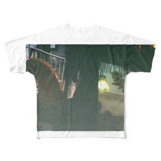 まやかし~おもちゃカメラ~ Full graphic T-shirts