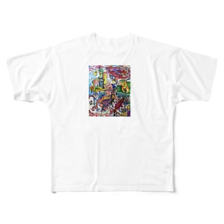 prologue Full graphic T-shirts