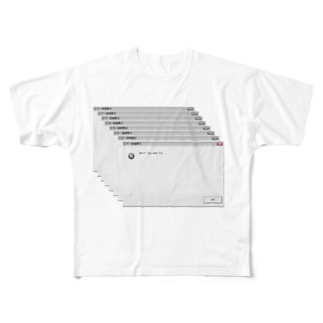 BST_error Full graphic T-shirts