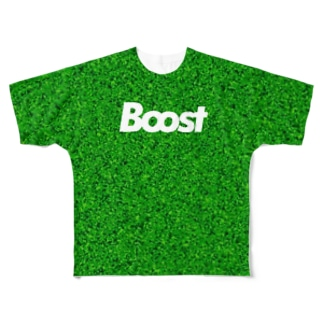 Boost PITCH Full graphic T-shirts