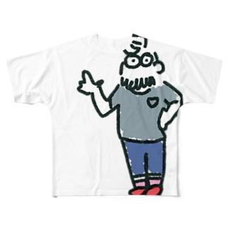 musochan Full graphic T-shirts