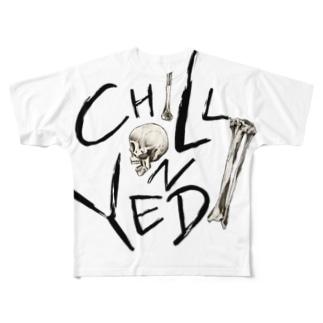 ON KANBAYASHI Full graphic T-shirts