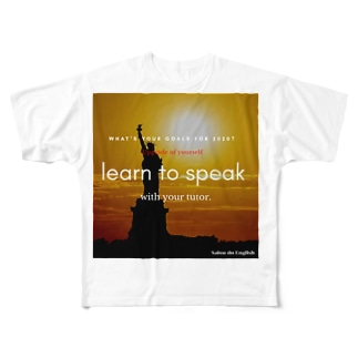 SDE オリジナル Full graphic T-shirts