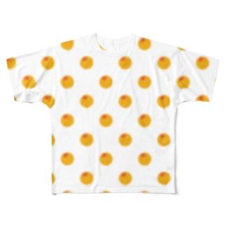 ikuraDot Full graphic T-shirts
