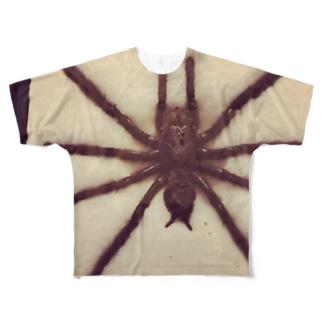 クロイスパイダーマン Full graphic T-shirts