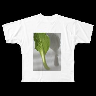 hashinana_JPのhousensou Full graphic T-shirts