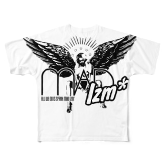 MAD Izm* Full graphic T-shirts